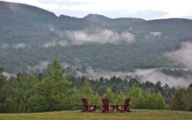 Enjoy Adirondack Lodging in Luxurious Vacation Rentals and