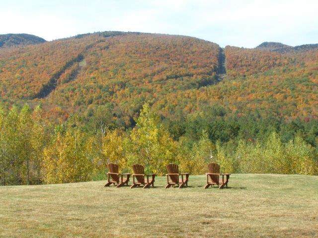 Fall at Gore Mountain